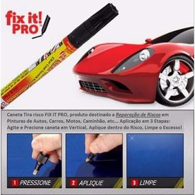 Fix It Pro Caneta Tira Risco Riscos Arranhões P/ Todas Cores