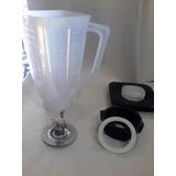 Kit Vaso Para Licuadora Oster De Plastico ( Completo)