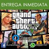 Gta V Digital Código Rockstar - Global