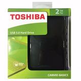 Disco Duro Externo Toshiba 2tb 3.0