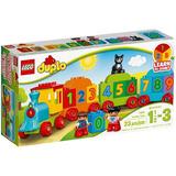 Tren De Los Números Lego 10847