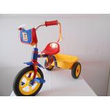Triciclo Para Niño Marca Apache