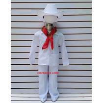 Disfraz Jarocho Sombrero Traje Tipico Veracruz Niños
