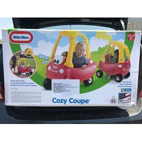 Carro Montable Cozy Coupe Little Tikes Envió Gratis