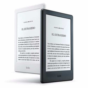 Amazon Kindle E-book 8 Generación Reader 6 Pulg 4gb Almacena