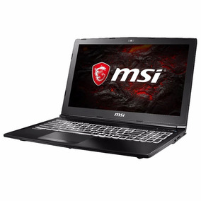 Notebook Msi I7 Gl62m 7rdx I7 7700hq Gtx 1050 2gb 1tb 15.6