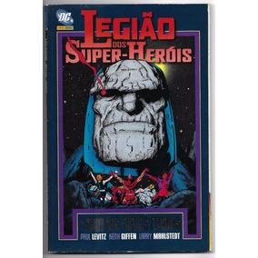 Legião Dos Super-heróis A Saga Das Trevas Eternas