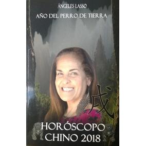 Horoscopo Chino 2018 - Año Perro De Tierra - Angeles Lasso