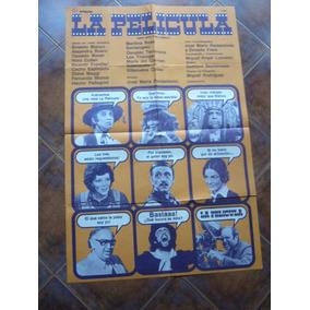 Poster De Cine / La Pelicula / Año 1975 / Diana Maggi M Ross