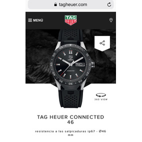 Tag Heuer Connected Smart Watch Nuevo 46mm