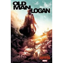 Wolverine - Old Man Logan Vol. 1 (español 8 Tomos)