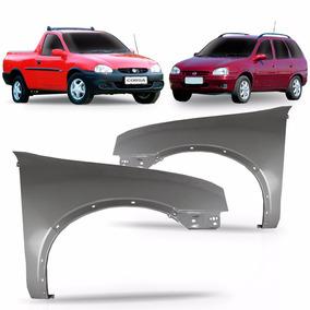 Paralama Corsa 96 97 98 99 2000 2001 Pick-up Wagon