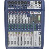 Consola Soundcraft Signature 10 Canales Mixer Usb Fx Lexicon