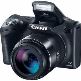 Camara Digital Canon Powershot Sx420 Is - Mdp