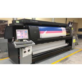 Scitex Xl 1500 Impresión De Gran Formato 32 Cabezales