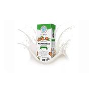 Leche De Almendras Pampa Vida S/azúcar X 1lt Pack X6u