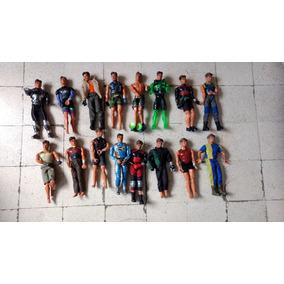 Max Steel Lote O Por Separado | 17 Muñecos