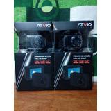Camara Acción Hd 1080 Tipo Go Pro Atvio