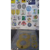 Estampado 8 Kaka Oficial Original Real Madrid 2012 Plastisol