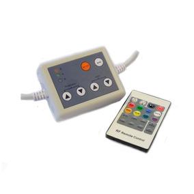 Controlador Para Luces Led Rgb Control Remoto 4amp