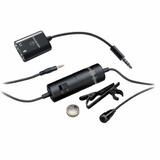 Microfono Lavalier Smartphone Audio-technica Envio Rapido