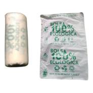Bolsas 100%biodegradables Compostables 20x30 X 100 Ud