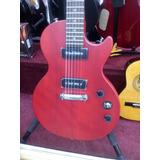 Guit. Elec Epiphone Special-i P90 Rojo Mate Egs9wcnh3 *