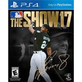 Mlb The Show 17 - Ps4 - Playstation 4 Nuevo Y Sellado