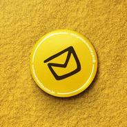 Broche Do Cartas Amarelas Oficial Setembro Amarelo