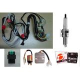 Combo 2 Repuestos Electricos Gilera Smash 110 Trifasica - 2r