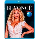 Blu-ray Beyoncé - Mr. Carter Tour - Rock In Rio (lemonade)