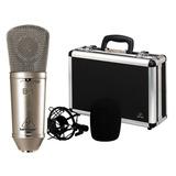 Microfono Condenser Behringer B1 - Diafragma Grande