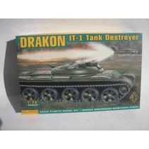 Drakon Tanque Ruso Destructor, Marca Ace, 1/72