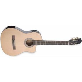 Guitarra Gewa Electroacústica Nylon 4 Clases Gratis