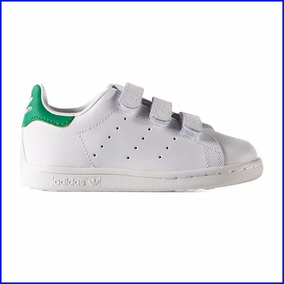 adidas stan smith blancas niño