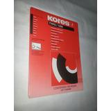 Papel Carbon Tamaño Carta Marca Kores, Negro 100 Hojas