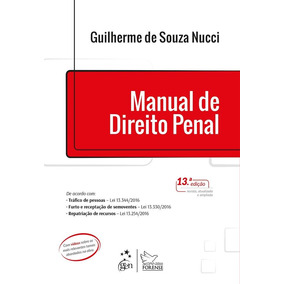 Manual De Direito Penal - Nucci - Forense