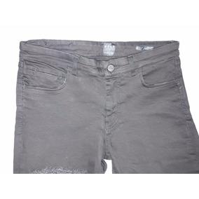 Pantalon Zara Man Beat Collection Color Negro Talla 44