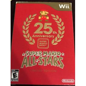 Super Mario All Stars 25th Anniversary Box Set Wii Nintendo