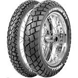 Kit Cubiertas Pirelli 140 80 18 + 90 90 21 Mt 90 - Fas Motos