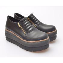 Zapato Gomon Doble Con Cierre (odali750)