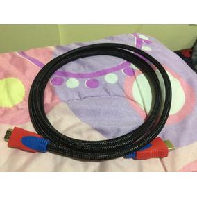 Cable Hdmi 1,5 Metros Alta Calidad