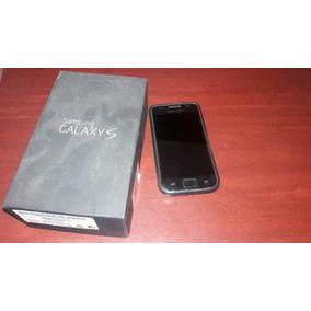 Samsung Galaxy S 1 Necesita Flasheo Telefono Celular Reparar
