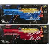 Pistola Nemesis Roja O Azul 100 Balas Nerf Rival