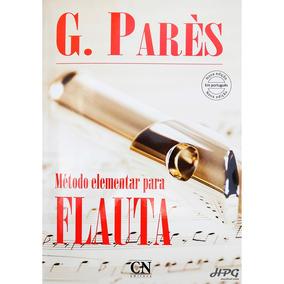 Método G Pares Para Flauta Transversal