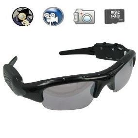 Oculos Com Micro Camera Powerpack Filma E Tira Foto
