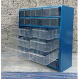 Organizador Multiusos De Metal Con 18 Gavetas!!, E9