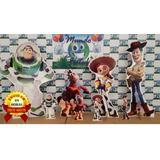 Kit Displays Chão Toy Story Com 8 Peças Toten,mdf3mm 48h