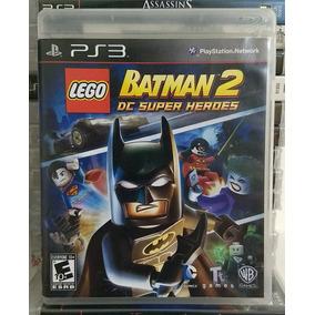 Lego Batman 2 - Ps3 - Mídia Física