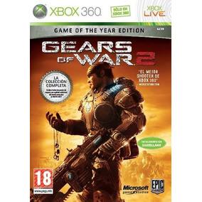 Juego Gears Of War 2 Xbox 360. Digital